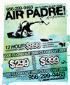 Air Padre Magazine Ad 3