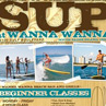 Learn How to SUP Poster