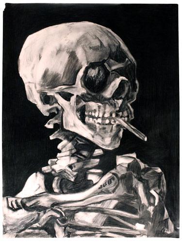 Charcoal Illustration « Portfolio