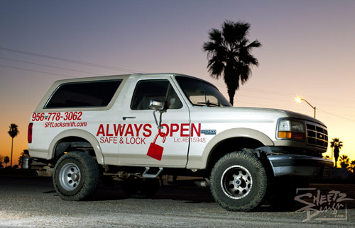 Always Open Safe and Lock Vehicle